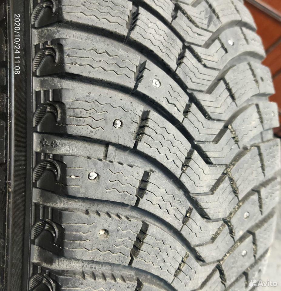 Продам комплект из 4-х шин Michelin Latitude X-ICE  89519882244 купить 3