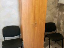 Набор мебели, стулья, стол, шкаф