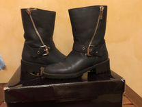 Полусапоги Giotto — Одежда, обувь, аксессуары в Самаре