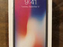 iPhone X память 256Гб новый — Телефоны в Самаре