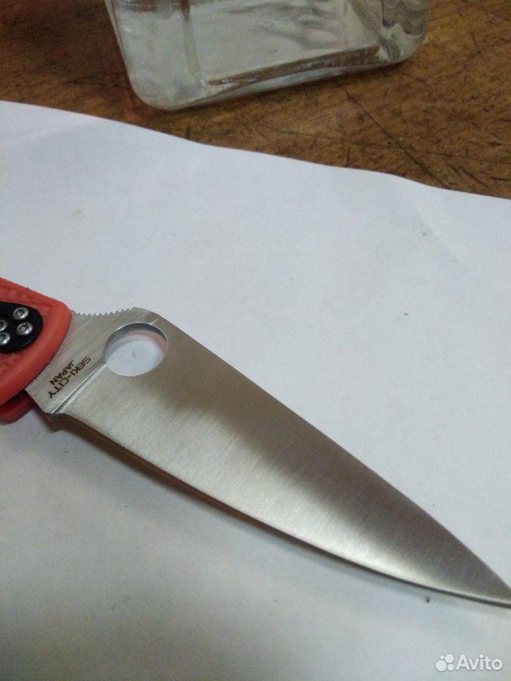 Нож Spyderco Endura  89506312966 купить 5