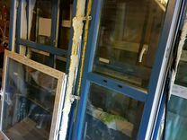 3 0кна и балконный блок