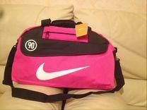 Спортивная сумка Nike розовая новая — Одежда, обувь, аксессуары в Санкт-Петербурге