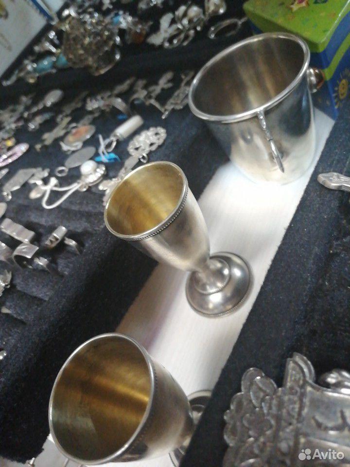 Серебряные браслеты Bismark 925 пробы. Новые от  89118641255 купить 10