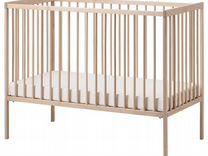 Кровать детская Икеа Сниглар
