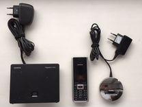Siemens Gigaset SL565 стационарный телефон
