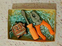 Инструменты - сувенирное мыло