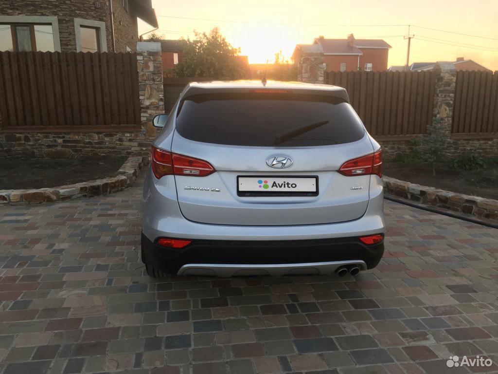 Hyundai Santa Fe, 2014  89584757524 купить 5