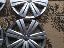 Колпаки Volkswagen R16 оригинал