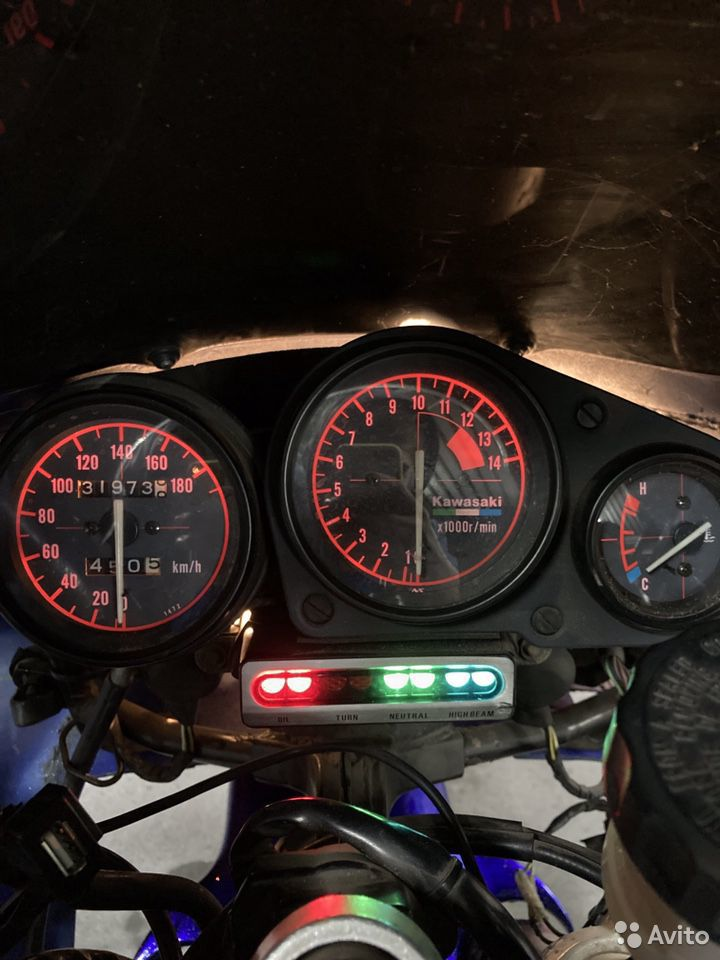 Kawasaki zxr750  89100402079 купить 8