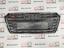 Решётка на Audi A5 16-н.в. S5 стиль 2