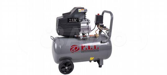 Компрессор P.I.T. PAC50-C (1,8кВт, 2,5лс, 198л/мин