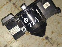 Переключатель света mercedes-benz w221
