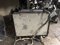 Кассета радиаторов в сборе Range Rover 3.6