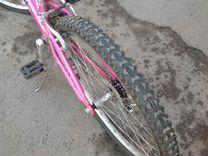 Велосипед стелс навигатор 430 розовый 24 дюйма
