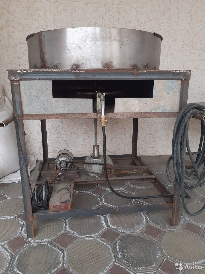 Апарат для жарки кукурузы