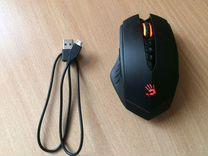 Мышь A4Tech Bloody R8-1/R80 Black