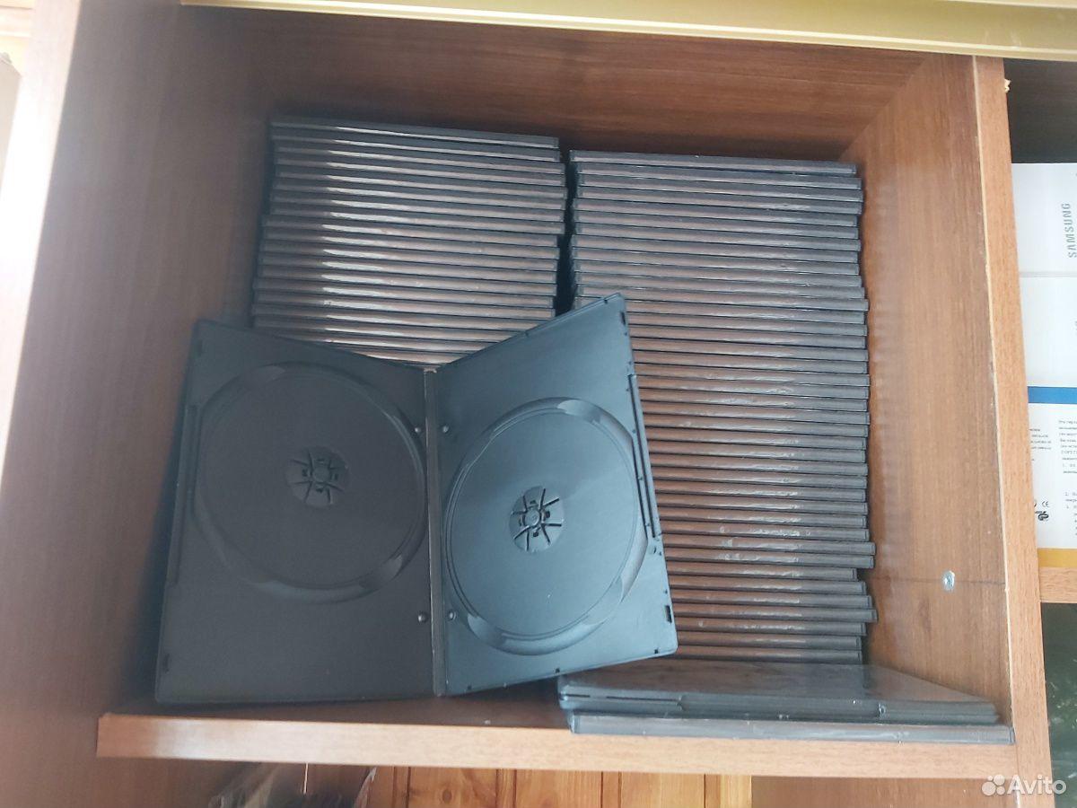 Боксы для DVD дисков  89373541832 купить 2