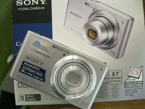 Продам компактный фотоаппарат размером с карту нов