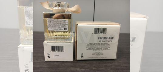 Chloe Eau De Parfum оригинал купить в челябинской области на Avito