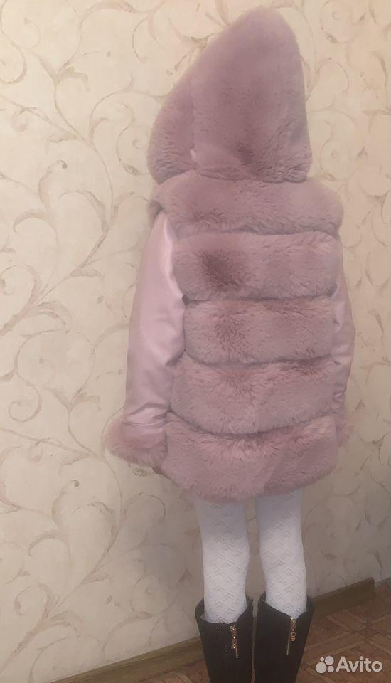 Куртка демисезонная детская  89000534337 купить 4