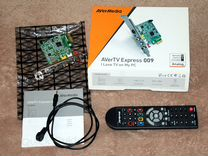 Avertv Express 009