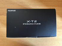 Фотоаппарат Fujifilm X-T2 Body (новый)