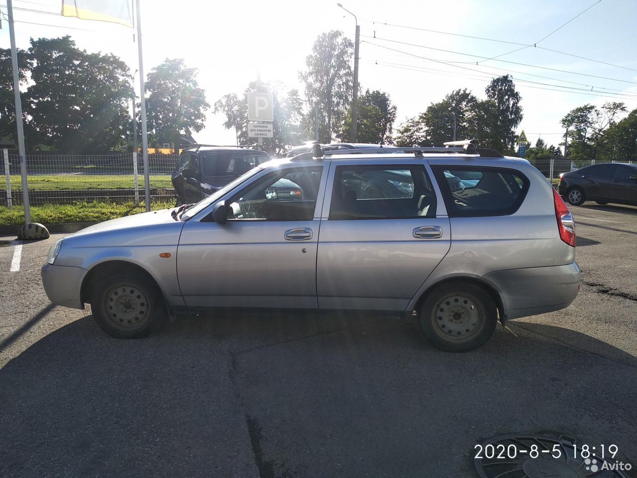 LADA Priora, 2012  88129215176 купить 8
