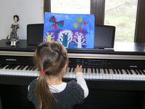 Цифровое Пианино для обучения в Музыкальной Школе