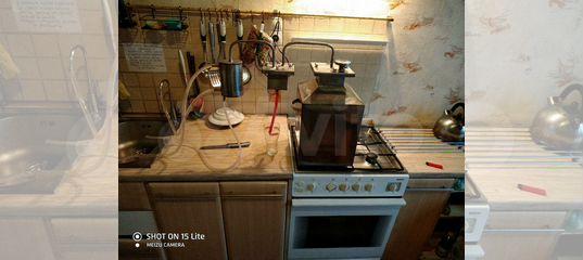 Дистиллятор (самогонный аппарат) 19 литров купить в Москве   Товары для дома и дачи   Авито