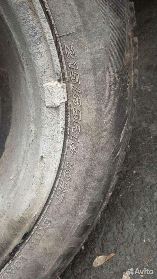 Зимняя резина 4 колеса  89003820073 купить 6