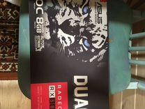 Asus Radeon Rx580 8gb