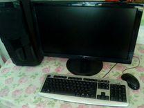 Компьютер i5-4460 с монитором 22