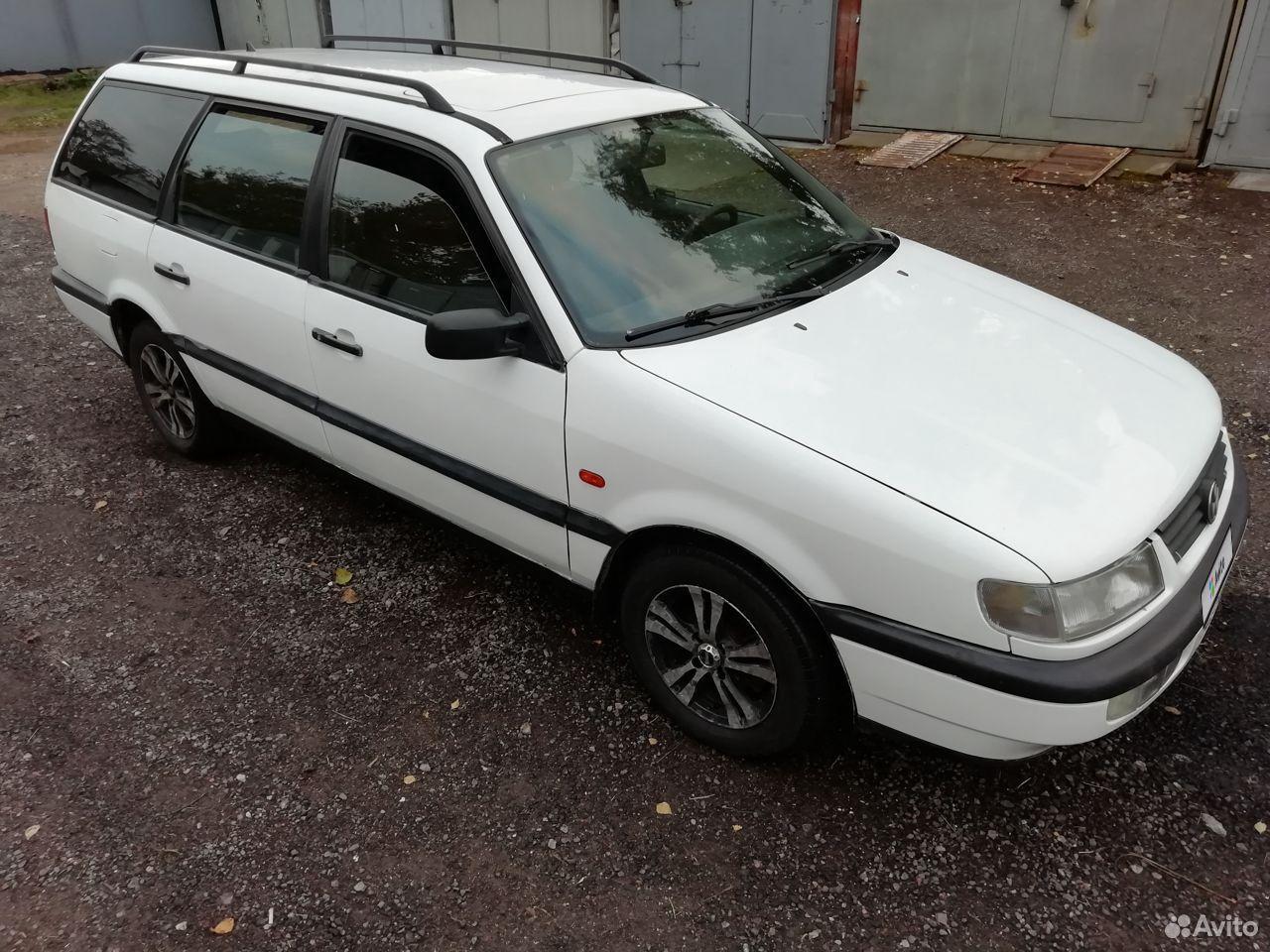 Volkswagen Passat, 1993  89111342446 купить 7