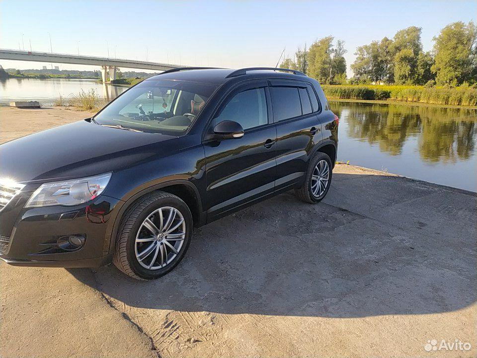 Volkswagen Tiguan, 2008  89097954103 купить 2