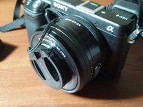 Sony nex 6 kit — Фототехника в Москве
