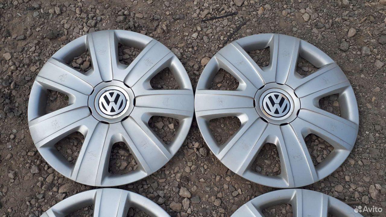 Оригинальные колпаки на volkswagen  89534241777 купить 4