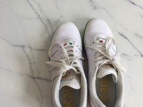 Кроссовки kappa белые