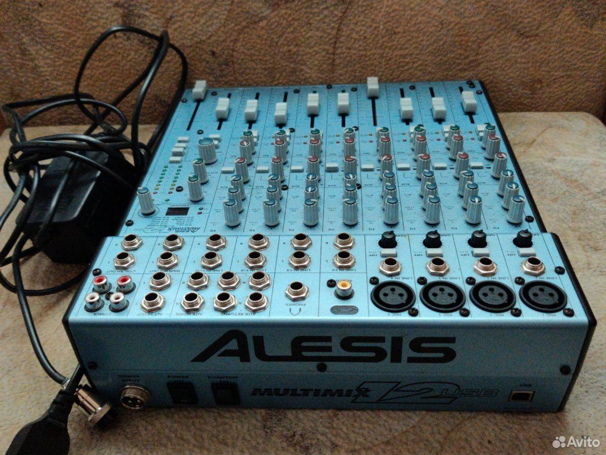 Микшерный пульт Alesis 12usb  89132696755 купить 1