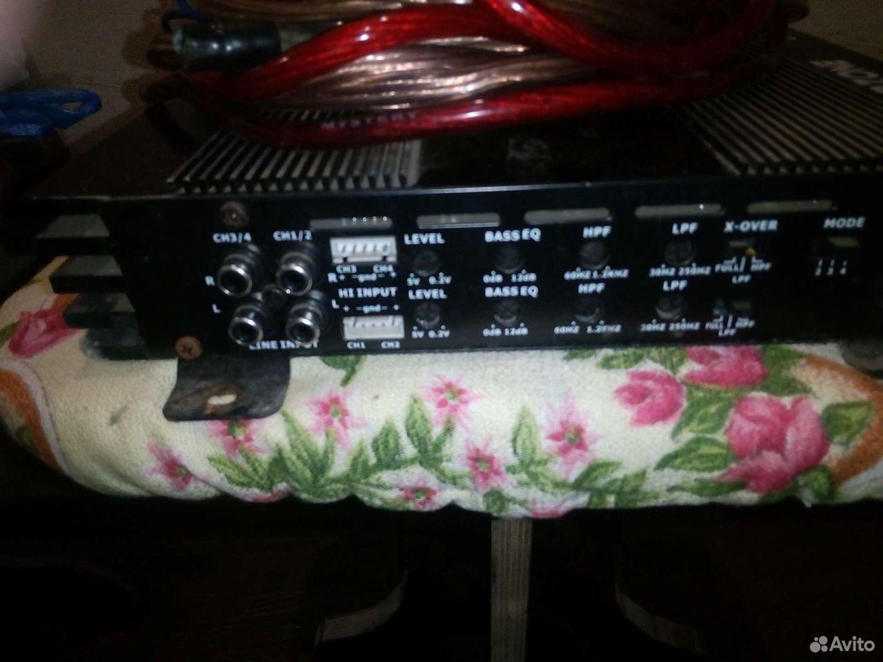 Музыка,усилитель магнитола и динамики провода ко  89997600744 купить 6