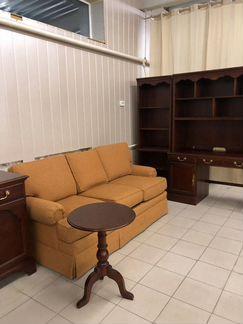 Отличный трехместный диван, США