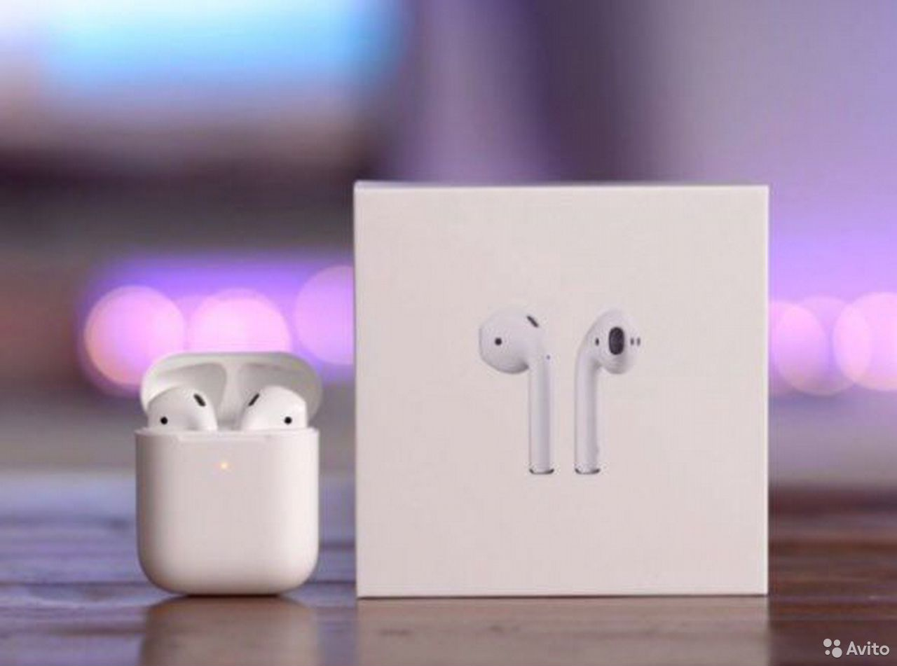 2 AirPods  89089699906 buy 1