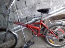 Велосипед складной — Велосипеды в Оренбурге