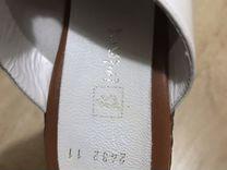 Белые сабо — Одежда, обувь, аксессуары в Санкт-Петербурге