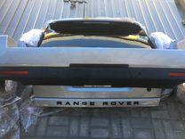 Range Rover Sport 2012г задняя часть в сборе