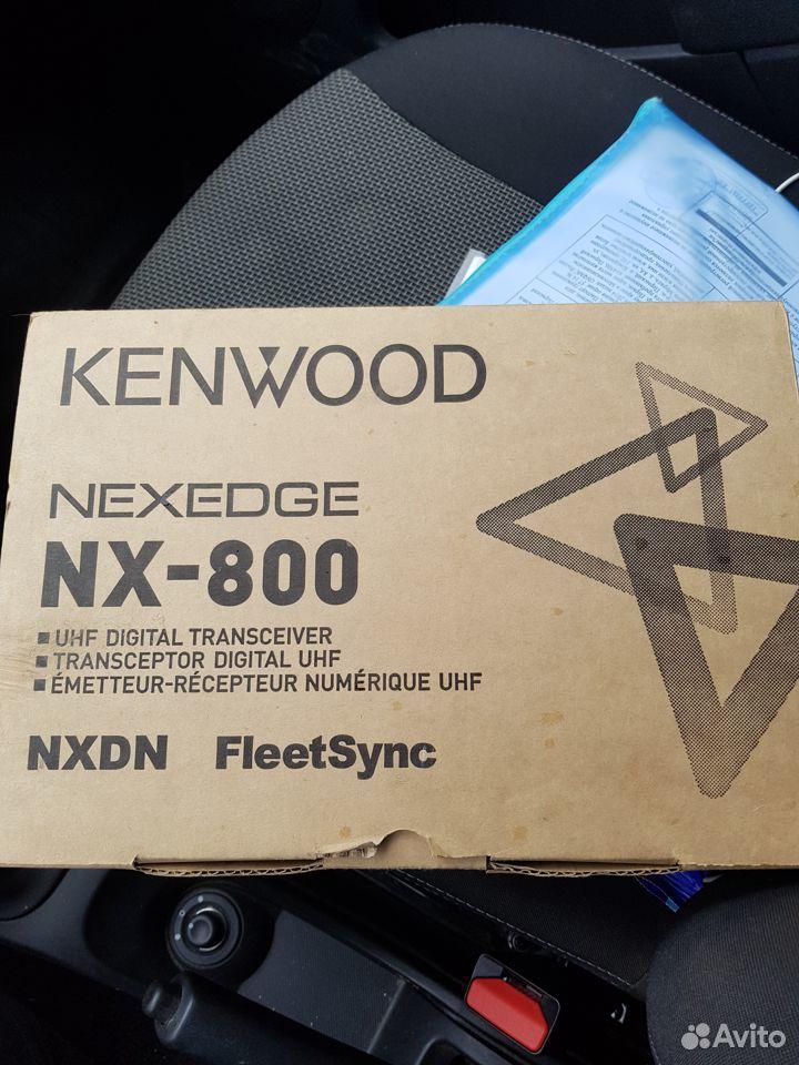 Мобильная радиостанция Kenwood nexedge NX800  89194728971 купить 1