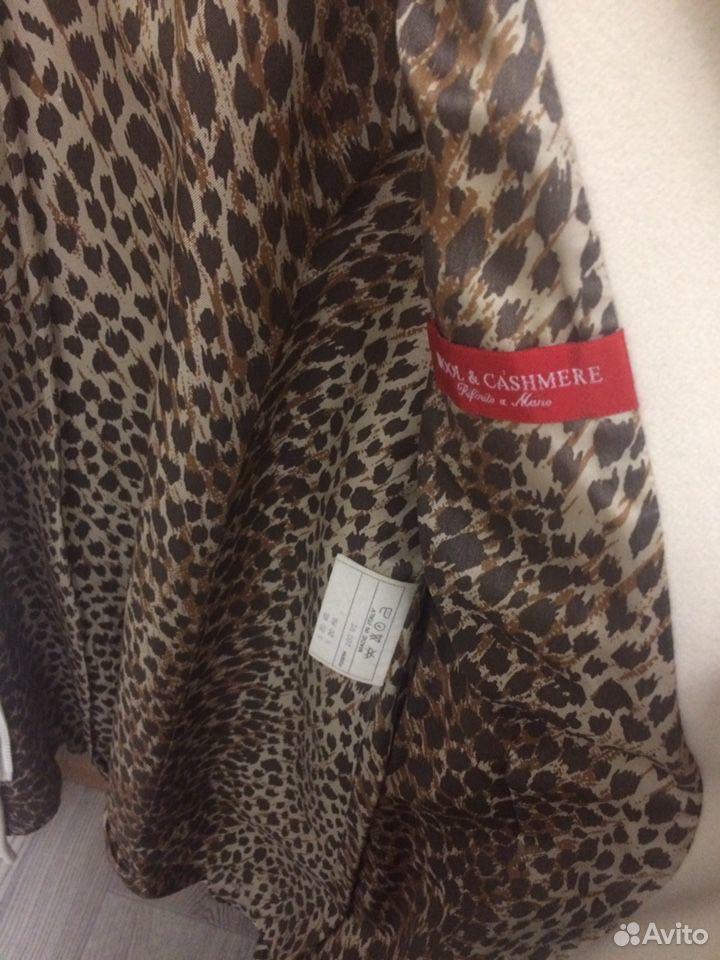Пальто кашемировое. Италия  89203411251 купить 3