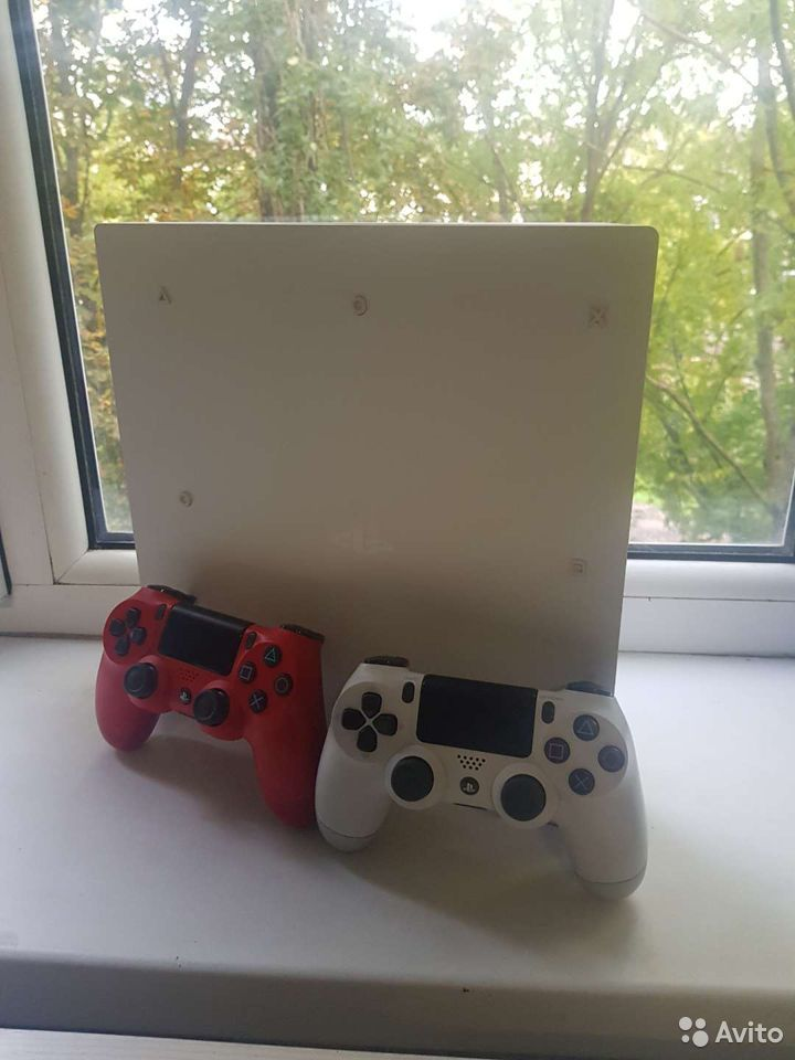 Playstation 4 pro 1tb  89114904226 купить 4