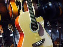 Гитара акустическая (Новая) + Чехол