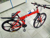 Велосипед. Литые диски